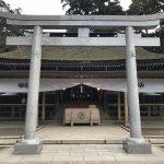 タケミカヅチさまから鹿島神宮にいらっしゃい、とお呼ばれしたので行ってきました。