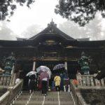 三峯神社で人生が変わる!?関東一のパワースポットに行ってきました。