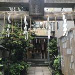 末廣神社(東京都中央区)を参拝しつつ、人形町あたりをごゆるり散歩