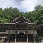 戸隠神社の中社で龍神様のご利益と戸隠そばをたしなむ