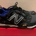 ニューバランスのベアフットシューズ『MT10』を普段履きして軽快に歩いています。
